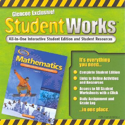 McGraw-Hill/Glencoe Mathematics: Applications and Concepts, Course 2, Studentworks CD-ROM by McGraw-Hill [Digital Format] at Sears.com