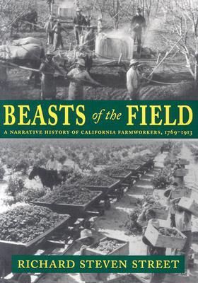 Beasts of the Field By Street, Richard Steven